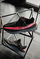 Взуття Adidas Yeezy Boost 350 V2 Black\Red