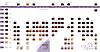 Крем краска Aubergine - 6.6 Баклажан Keen Color Cream XXL 100 мл., фото 3