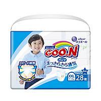 Трусики-подгузники Goo.N для мальчиков коллекция 2019 (XXL, 13-25 кг)