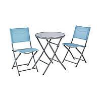 Набор садовой мебели EMYS балкон стол + 2 стула