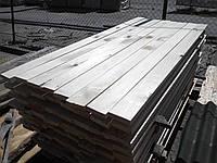 Штакет деревянный 20х80х1500 мм, фото 1