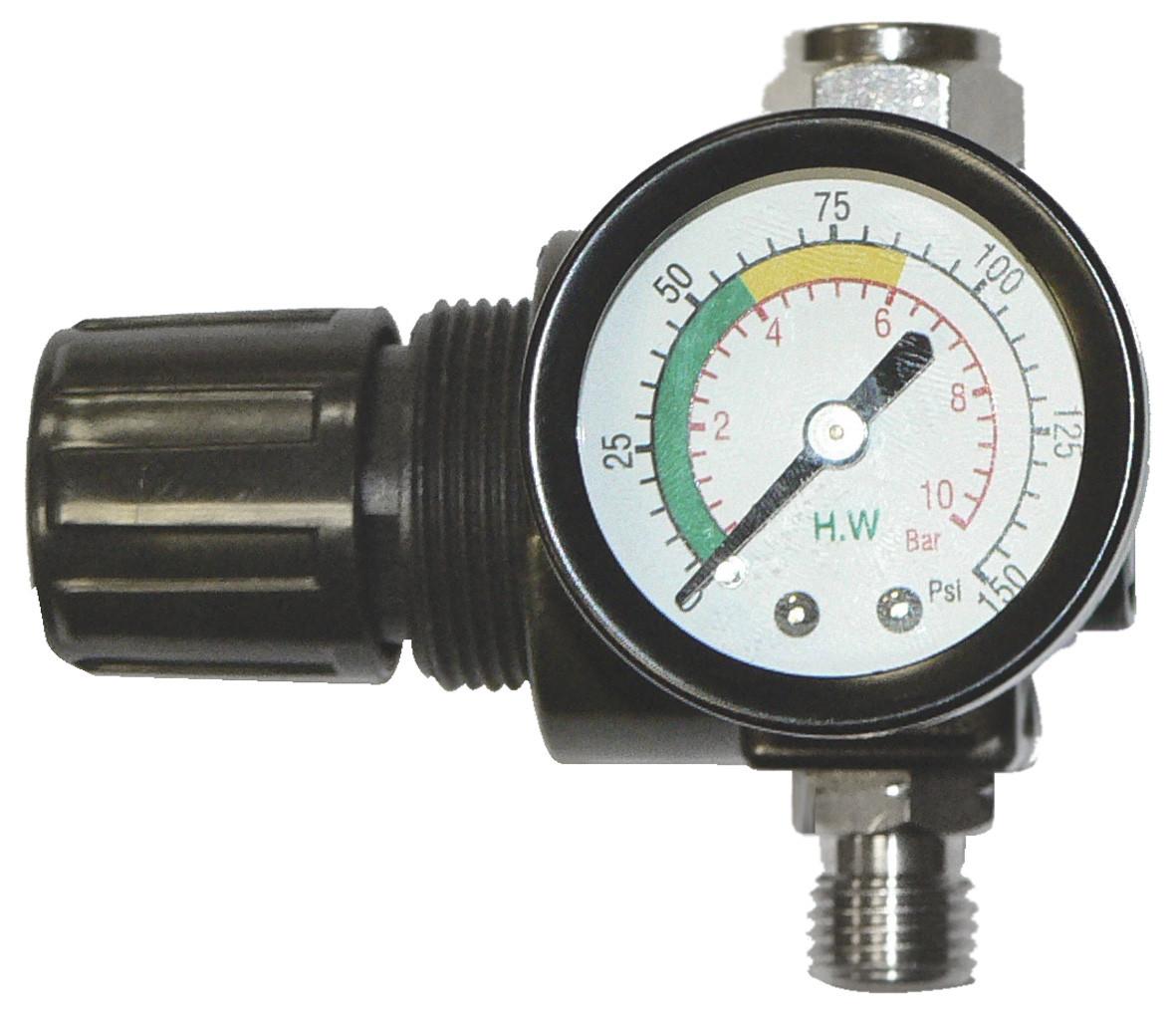 Регуляторы давления воздуха и манометры