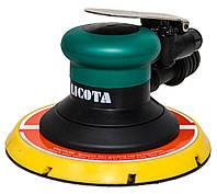 Шліфмашинка пневматична 150 мм х 5,0 мм LICOTA (PAS-10067-6APRO)