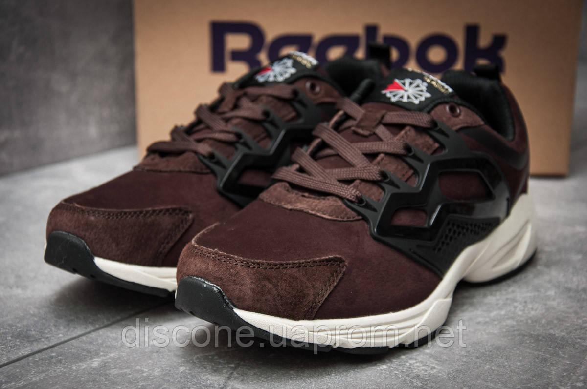 Кроссовки мужские 12132 ► Reebok  Fury Adapt, коричневые ✅Скидка 29% [ 42 ] ► (42-26,5см)