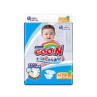 Подгузники Goo.N для детей коллекция 2019 (M, 6-11 кг)