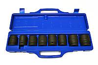 """Набор ударных головок 3/4"""" 8пр. 24-38 мм LICOTA (ASA-60005A)"""