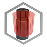 Графитовый кристаллизатор (фильера) CEIA dia 100, фото 1