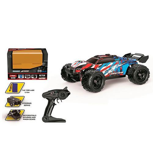 Купить Радиоуправляемые игрушки, Машина HS18321 р/у2, Bambi