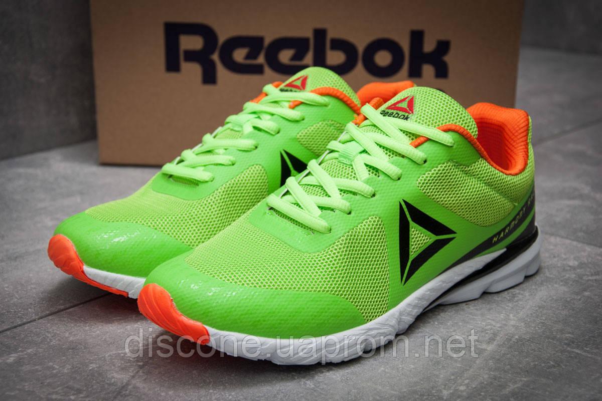 Кроссовки мужские 12492 ► Reebok Harmony Racer, зеленые ✅Скидка 29% [ 44 ] ► (44-28,1см)