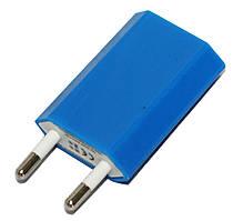 Перехідник-адаптер для USB кабелю (220V) плоский