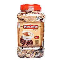 Кофе растворимый MacCoffee Original (3 в 1) банка 160 пак. (788307695)