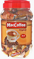 Кофе растворимый MacCoffee Original (3 в 1) банка 50 пак. (788307245)