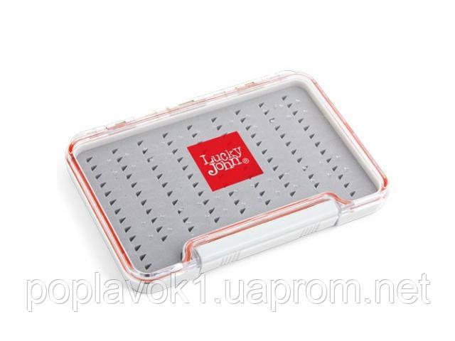 Коробка для приманок Lucky John 138x95x17мм