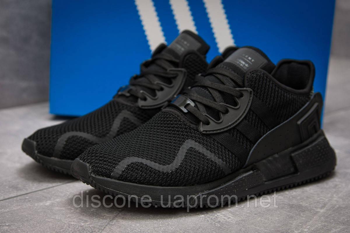 Кроссовки мужские 13702 ► Adidas EQT ADV 91, черные ✅Скидка 26% [ 44 ] ► (44-28,0см)