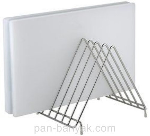 Підставка для дощок APS 31х27 см нержавійка (88903 APS)