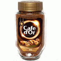 Кофе растворимый Cafe d`Or Gold 200 г. (284223138)