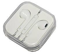 Наушники Apple EarPods с гарнитурой Hands free
