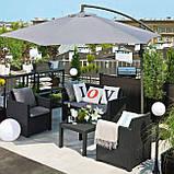 Зонт садовый MALTA 300 см, фото 4