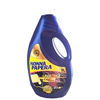 Nonna Papera жидкое средство для стирки 3 л  Черные ткани
