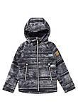 Демисезонная куртка для мальчика Reima Softshell Vild 531415-9788. Размеры 104 - 164., фото 4