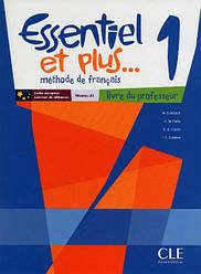 Essentiel et plus... 1 Livre du professeur + CD-ROM professeur