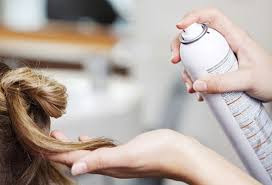 Фиксация волос