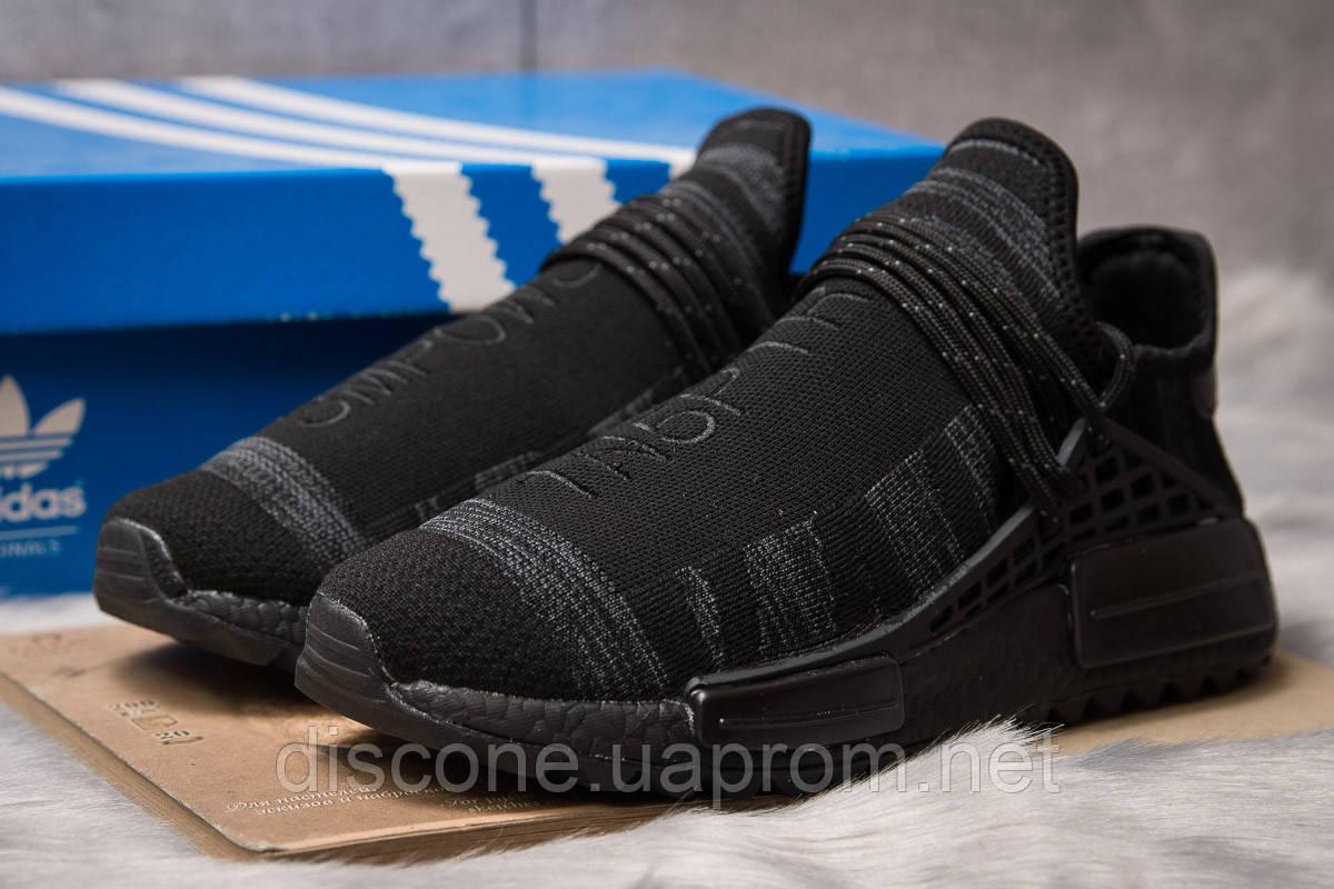 Кроссовки мужские 14921 ► Adidas Pharrell Williams, черные ✅Скидка 27% [ 42 43 44 ] ► (42-27,0см)