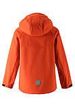 Демисезонная куртка для мальчика Reima Softshell Vild 531415-2770. Размеры 104 - 164., фото 2
