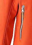 Демисезонная куртка для мальчика Reima Softshell Vild 531415-2770. Размеры 104 - 164., фото 6