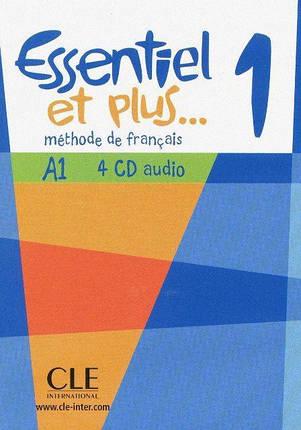 Essentiel Et Plus 1 Cd Audio