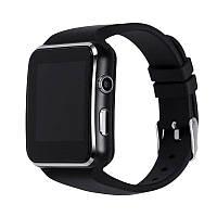 Умные часы Smart Watch X6 Plus Black Original SWX6BLO, КОД: 148321