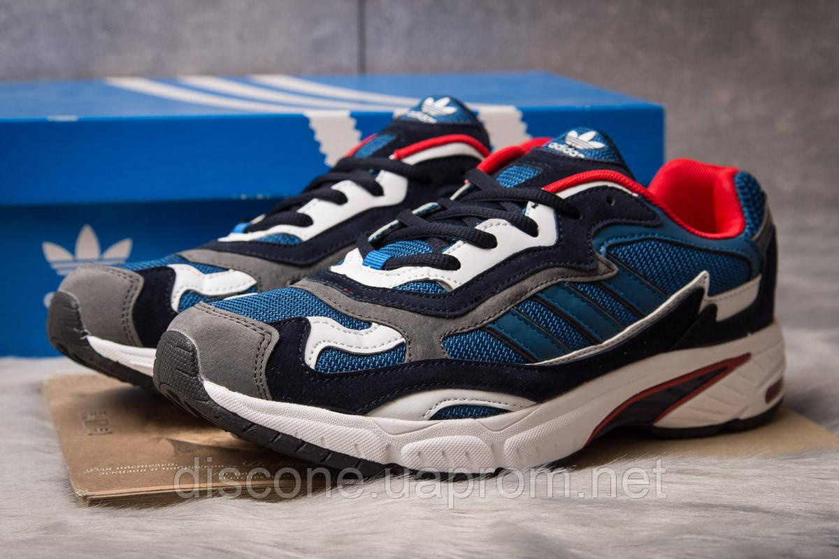 Кроссовки мужские 15153 ► Adidas Adiprene, темно-синие ✅Скидка 26% [ 43 ] ► (43-28,0см)