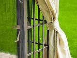 Садовий павільйон альтана з москітною сіткою 3Х3 м Patio Grenada, фото 5
