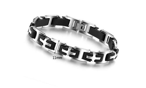 Браслет Мужской  браслеты ювелирные изделия из стали