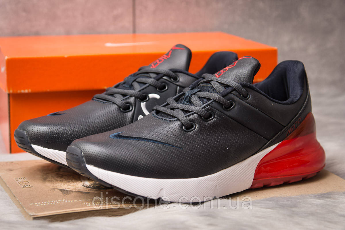 Кроссовки мужские 15285 ► Nike Air 270, темно-синие ✅Скидка 28% [ 41 42 43 44 45 46 ] ► (41-26,5см)