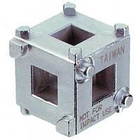 Насадка для вдавливания поршней тормозных цилиндров универсальная LICOTA (ATE-4019)
