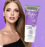 Крем стайлинг для прямых волос Farmasi