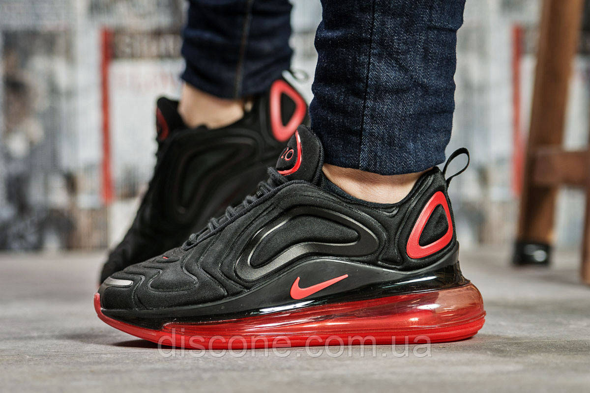 Кроссовки женские 15373 ► Nike Air 720, черные ✅SALE! 29% [ 38 ] ► (38-24,0см)