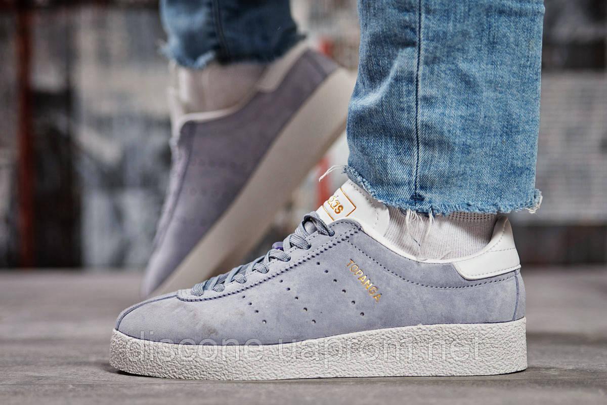 Кросівки жіночі 15462 ► Adidas Topanga, сірі ✅SALE! 24% [ 36 37 ] ► (36-22,8 см)