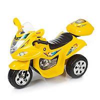 Дитячий електромобіль Babyhit Little Racer  жовтий