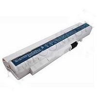 АКБ для ноутбука ACER UM08A73 Aspire One D150/ D250/ ZG5/ UM08B31 (11.1V/ 5200mAh/ 6ячеек/ белый)