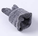 Мужские перчатки для сенсорных экранов BlueFuel blue, фото 2