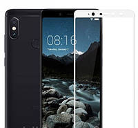 Защитное стекло 5D Future Full Glue для Xiaomi Redmi S2 white
