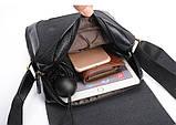 Мужская сумка через плечо Polo Pride Saenn brown, фото 7
