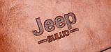 Чоловіча сумка через плече Jeep Compass brown, фото 6