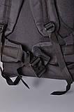 Туристический рюкзак 80 L Asinaidi dark blue, фото 5