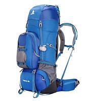 Рюкзак походный туристический 80 L Galleon blue