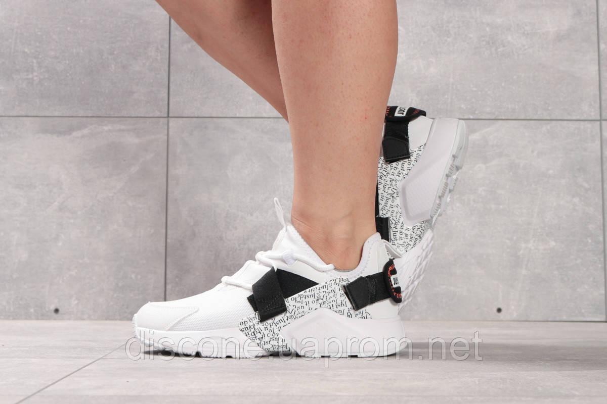 Кроссовки женские 16381 ► Nike Air Huarache City Low, белые ✅Скидка 27% [ 38 ] ► (38-23,5см)