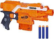 NERFБластер Нерф Страйф N-Strike Elite Stryfe BlasterОригиналот HASBRO, фото 3