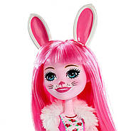 Enchantimals Кукла Энчантималс Бри Банни и зайка Твист Bree Bunny Doll, фото 6
